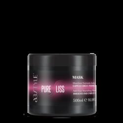 Pure Liss - Máscara efeito liso Cabelos crespos e indisciplinados