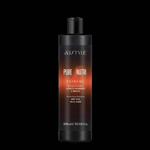 Ab Style | Pure Nutri – Shampoo per capelli inariditi e spenti
