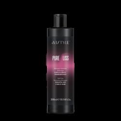 Pure Liss - Shampoo per capelli crespi ed indisciplinati