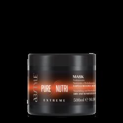 Pure Nutri - Máscara para cabelos secos e sensibilizados
