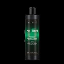 Pure Remove - Shampoo per capelli con forfora e cute grassa